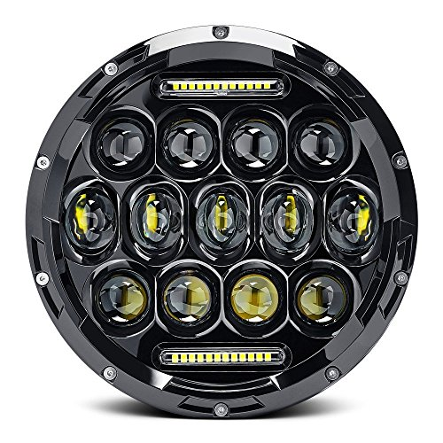 7 inch round projector headlights - 4