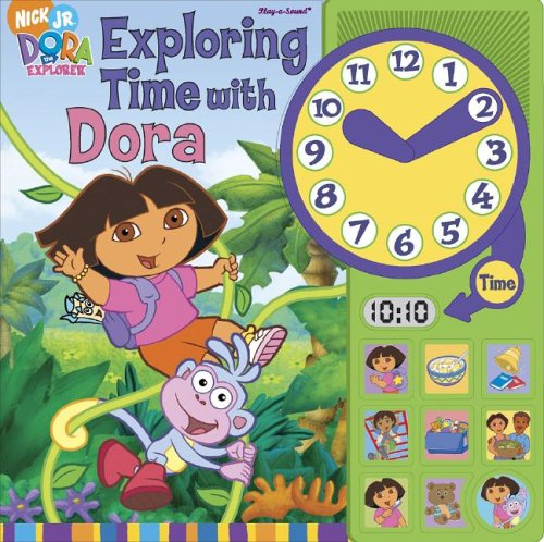 Download Exploring Time With Dora PDF