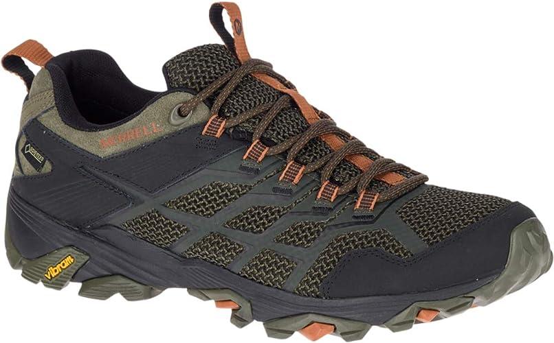 Merrell M Moab FST 2 GTX: : Chaussures et Sacs