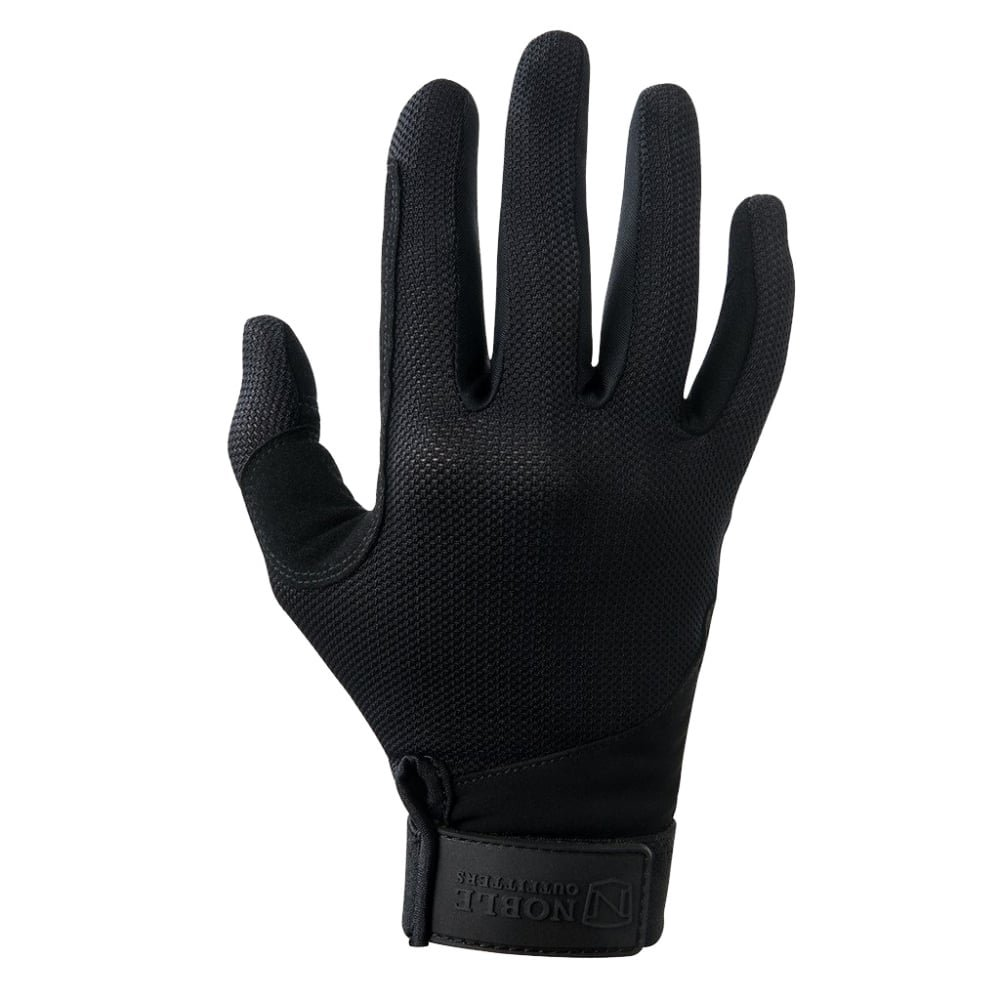 Noble Outfitters Glove Mesh, Black, 9