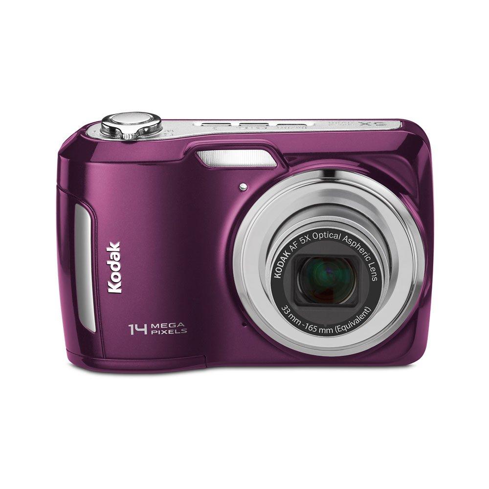 Amazon.com : Kodak EasyShare C195 Digital Camera (Purple ...