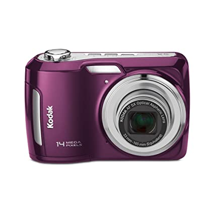 amazon com kodak easyshare c195 digital camera purple rh amazon com kodak easyshare c195 camera manual Kodak EasyShare