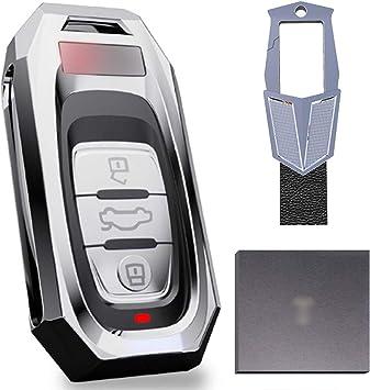 Autoschlüssel Hülle Passend Für Audi Schlüsselhülle Elektronik