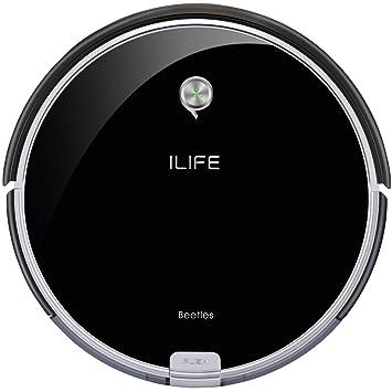 ILIFE A6 Robot Aspirador Negro
