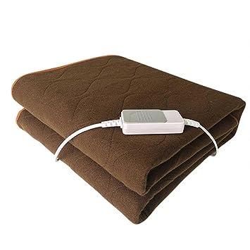 Manta eléctrica Individual Control simple Estudiante Cama compartida La seguridad Impermeable Sin radiación Colchón eléctrico 70