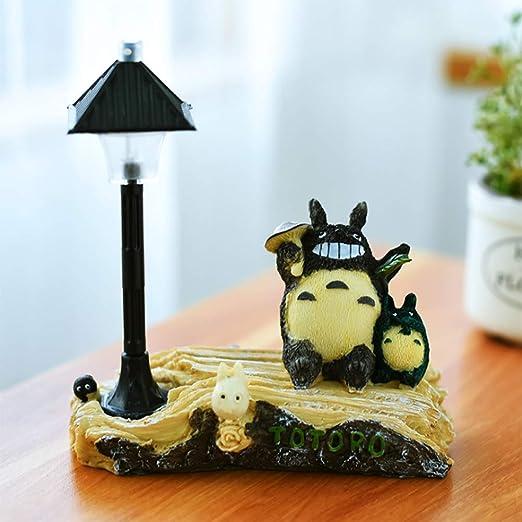 Doubl My Neighbor Totoro Night Light Manualidades De Resina LED ...