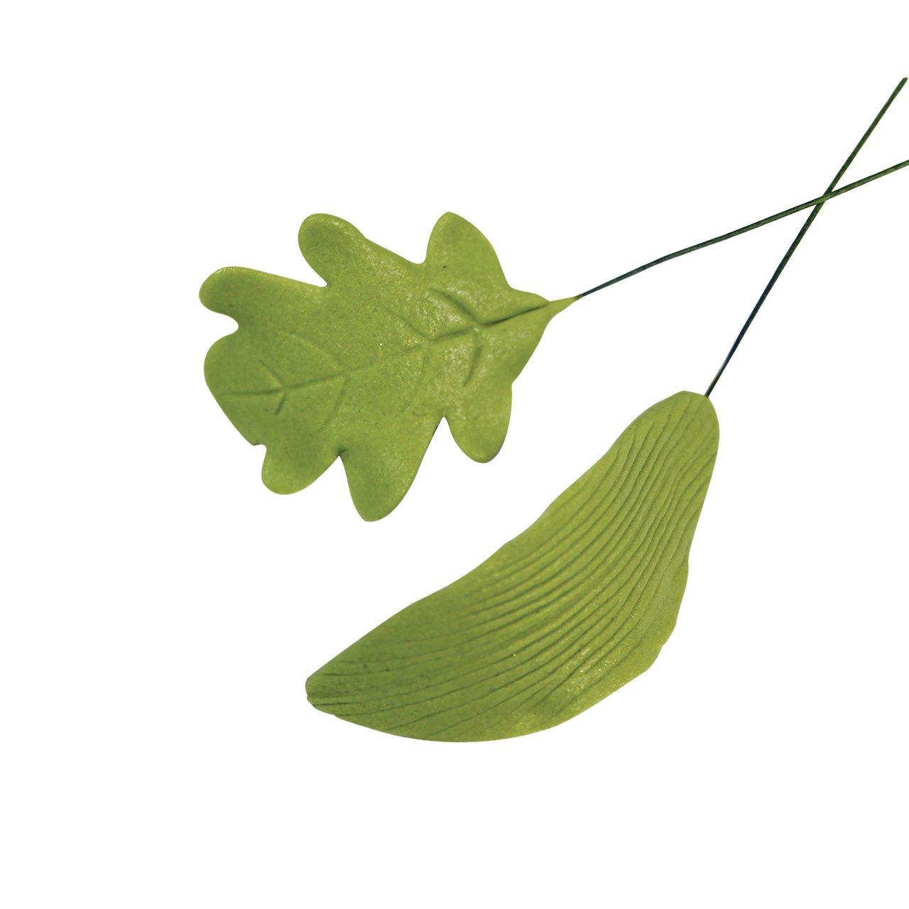 JEM Petal /& Leaf Formers for Sugarcraft Flowers Set of 3
