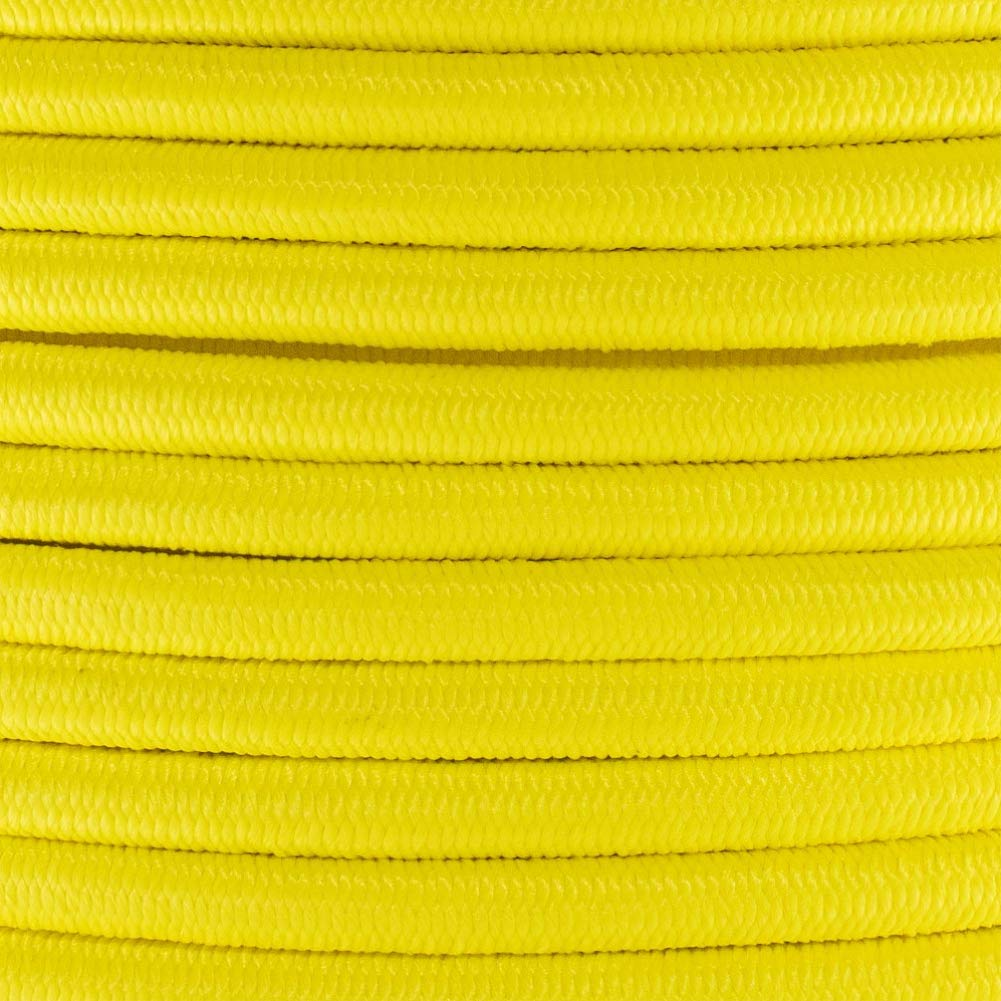 """1//8/"""" 3//16 1//2 inch Crafting Stretch String 10 25 50 /& 100 Foot Lengths Made in USA 5//16 1//4 5//8 1//16 3//8 PARACORD PLANET Elastic Bungee Nylon Shock Cord 2.5mm 1//32"""