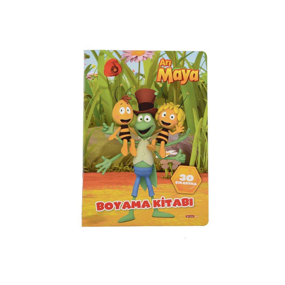 Arı Maya Boyama Kitabı Amazoncouk Kolektif 9786050921359 Books