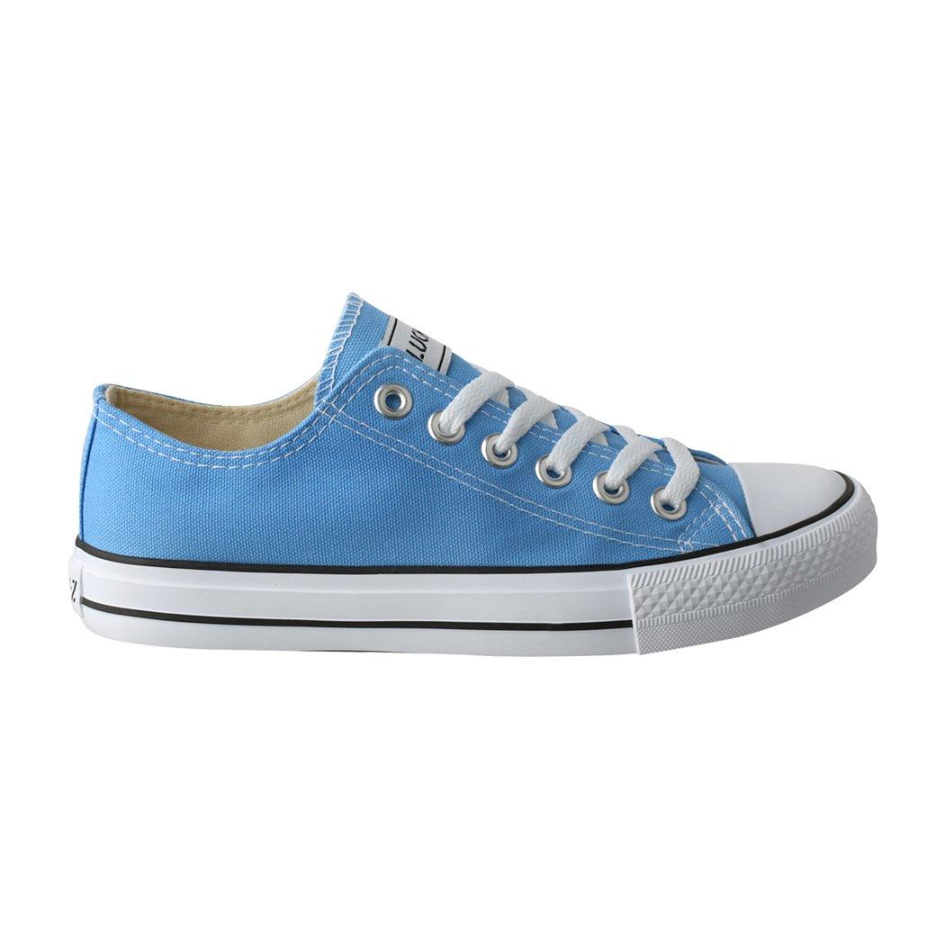 Elara Boots Damen Turnschuh Sneaker Herren Hellblau Halbschuhe sportlich Chunkyrayan BenkeyB Hellblau Herren London fc7670