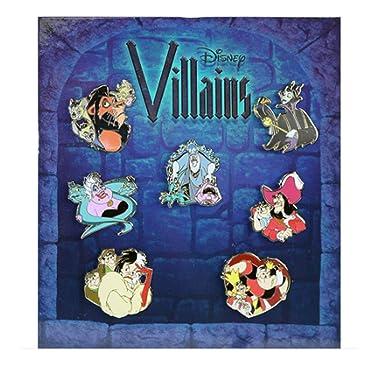 862d37c01 Amazon.com: Disney Pin - Villains - Mini-pin Collection - Booster ...