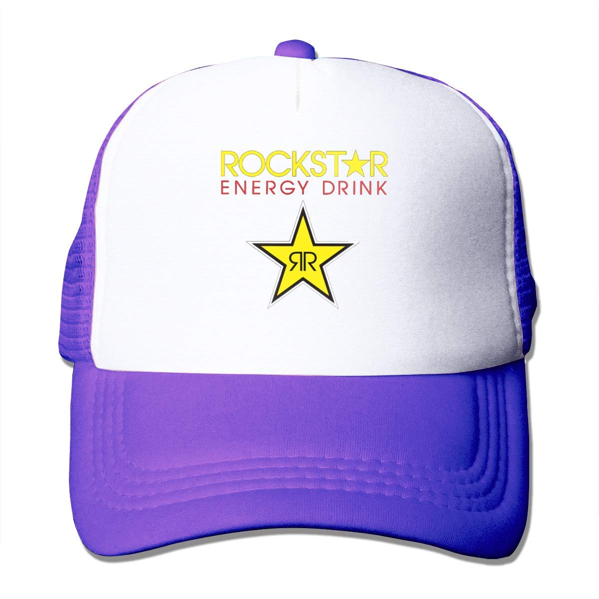 DATG Gorra Unisex Rockstar-Energy-Drink Superlite Relajada ...