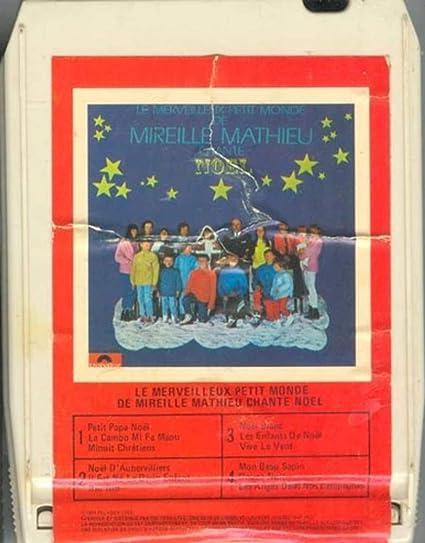 Amazon com : LE MERVEILLEUX PETIT MONDE De Mireille Mathieu Chante