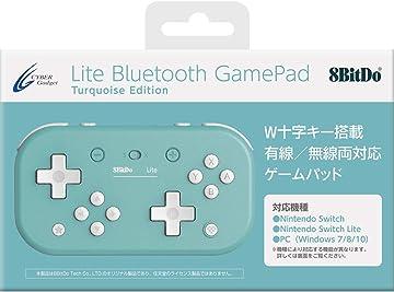 Amazon | 8BitDo Lite Bluetooth Gamepad Turquoise Edition - Switch | ゲーム