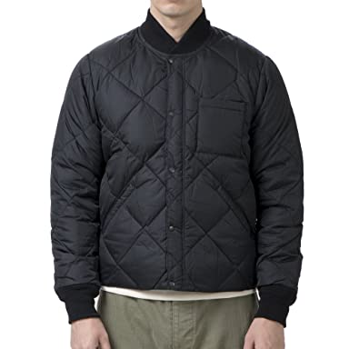 Todd Snyder x Rocky Mountain Featherbed Down Jacket: Black