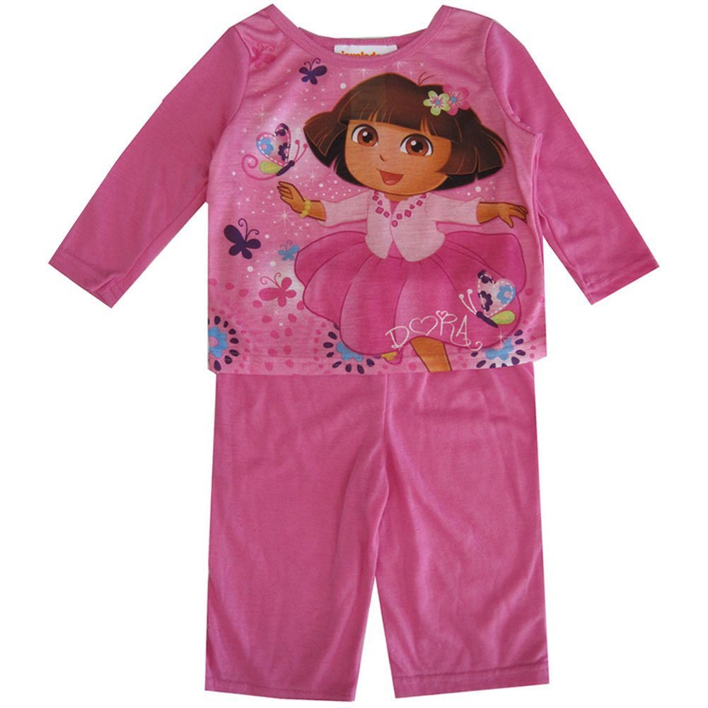 Dora the explorer 2 pc pajama 24m