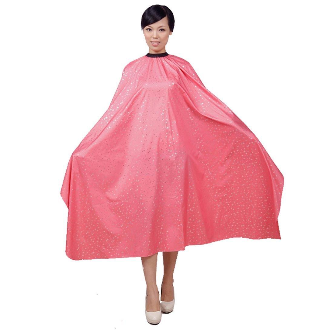 hunpta Cutting Hair Waterproof Cloth Salon Star Barber Gown Cape Hairdressing Hairdresser