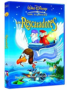 Los Rescatadores [DVD]