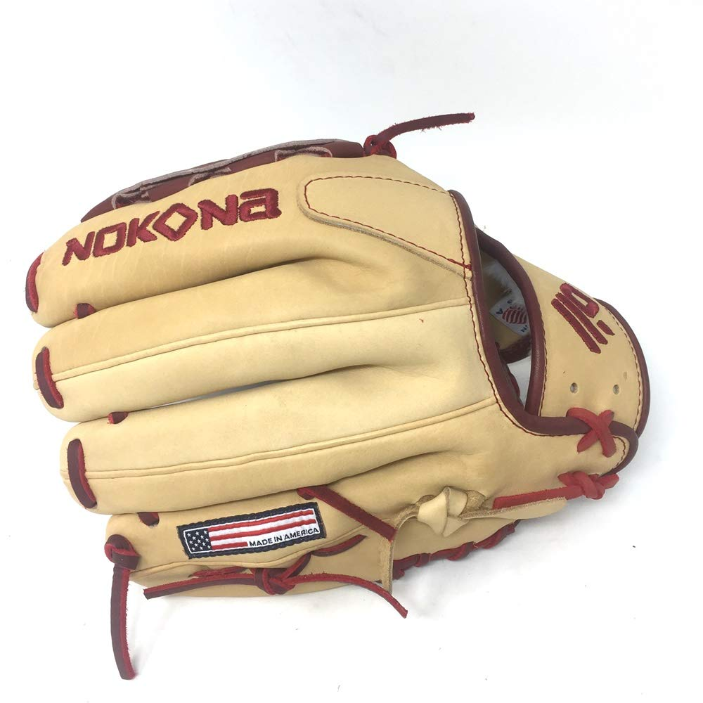 Nokona SKN Series 12 Inch SKN-1-BL Baseball Glove