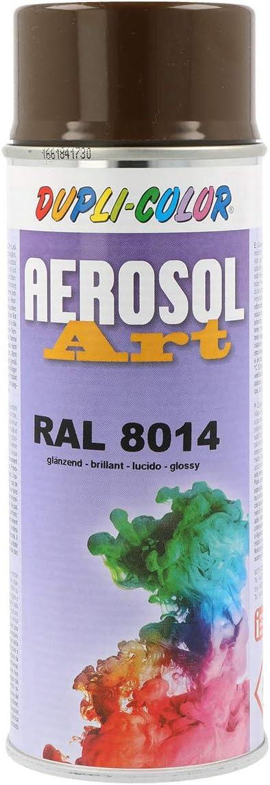 Spraydose Dupli Color Aerosol Art Ral 8014 Sepiabraun Glänzend 400ml Baumarkt