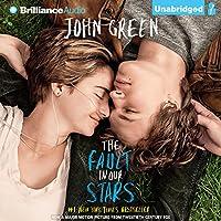 The Fault in Our Stars Hörbuch von John Green Gesprochen von: Kate Rudd