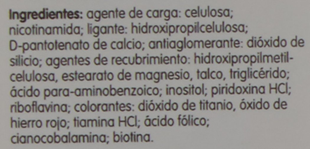Biover B-Complex, Vitaminas - 45 Cápsulas: Amazon.es: Salud y cuidado personal