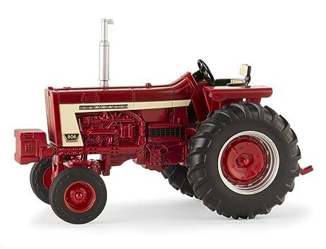 Amazon tomy international 132 farmall 806 diesel tractor toys tomy international 132 farmall 806 diesel tractor freerunsca Images