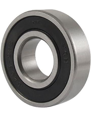 Cojinete de bola sellado - SODIAL(R) 17 x 40 x 12mm 6203-