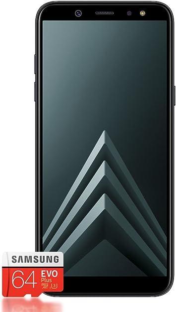 Samsung F de sma600 F zkamz Galaxy A6 15,74 cm (6,2 Pulgadas) Smartphone (Pantalla táctil, 32 GB de Memoria Interna, Android) Oro: Amazon.es: Electrónica