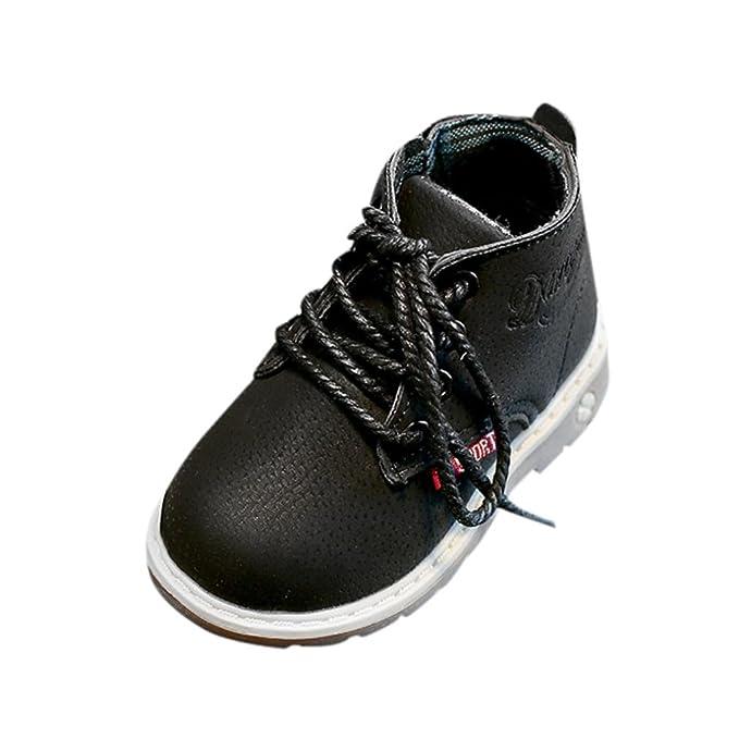 Amazon.com: Zapatos de bebé para 1 – 6 años de edad, zapatos ...