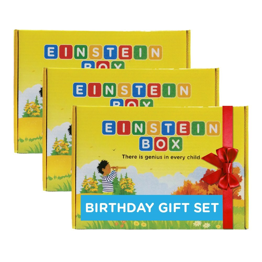 Einstein Box Gift For 2 Year Old Boys And Girls