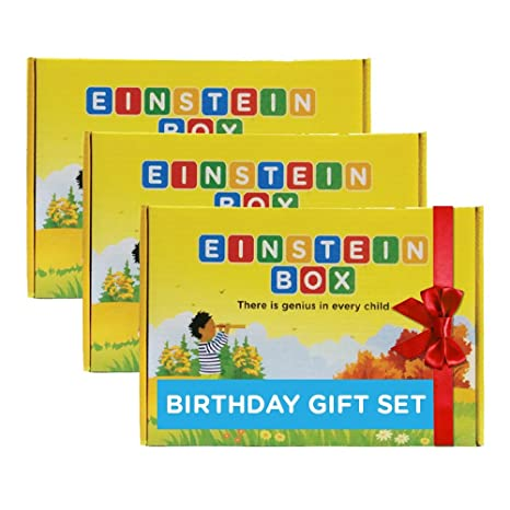 Buy Einstein Box Gift For 2 Year Old Boys And Girls