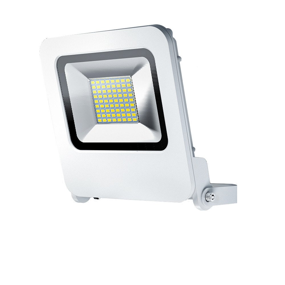Osram LED Endura Flood Fluter, für Außenanwendungen, Warmweiß, 226, 0 mm x 201, 0 mm x 37, 0 mm Warmweiß Ledvance 4058075064447