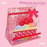 BLOOM スクイーズ プリンセスショートケーキ レインボー ブルーム