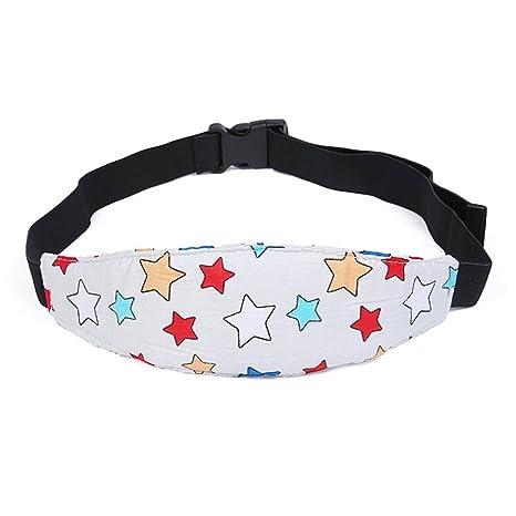 cintur/ón de seguridad para cochecito de beb/é reposacabezas para dormir Asiento de coche para beb/é