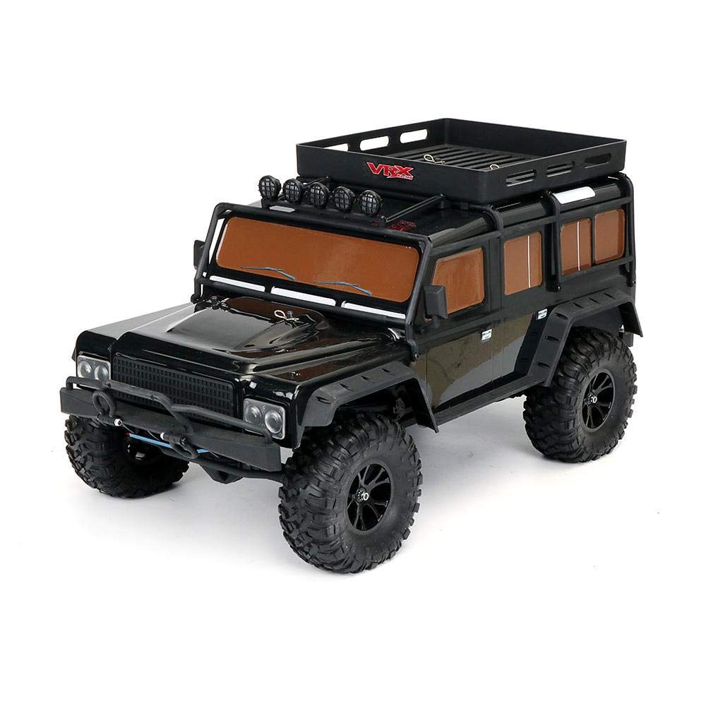 Amazon.com: VRX Racing 1/10 BF-4J Jeep Crawler RC Off-Road ...