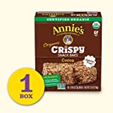 Annie's Homegrown Organic Cocoa Crispy Snack