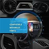 Alquar PopSocket Car Mount, Air Vent Car Phone Clip