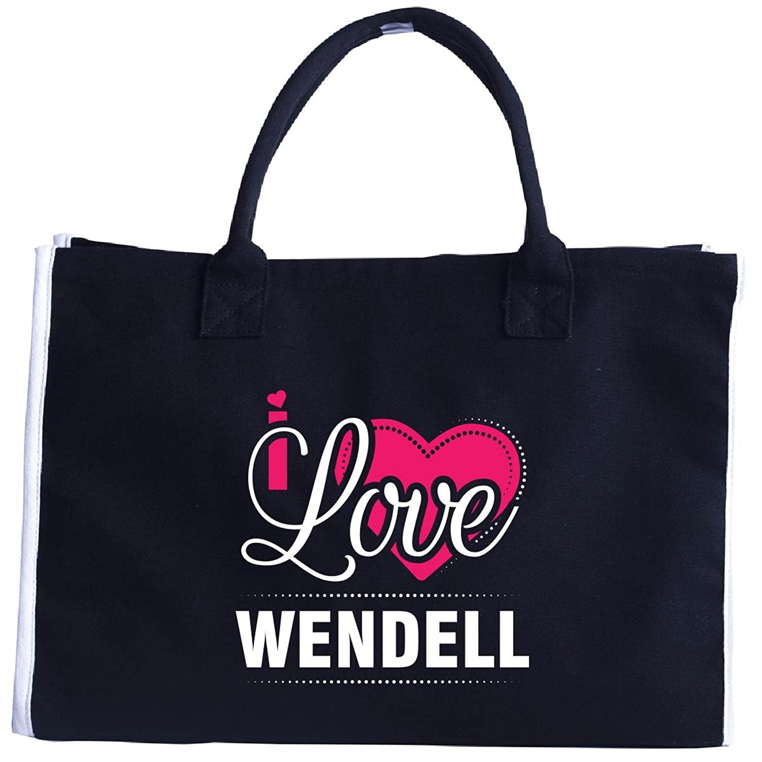 I Love Wendell - Cool Gift For Wendell From Girlfriend - Tote Bag