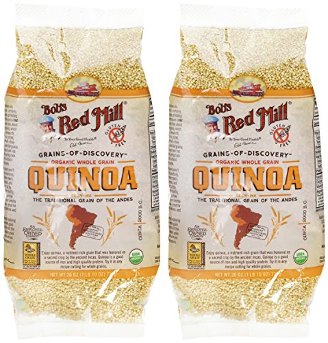 Bobs Red Mill Grain Quinoa Org Gf