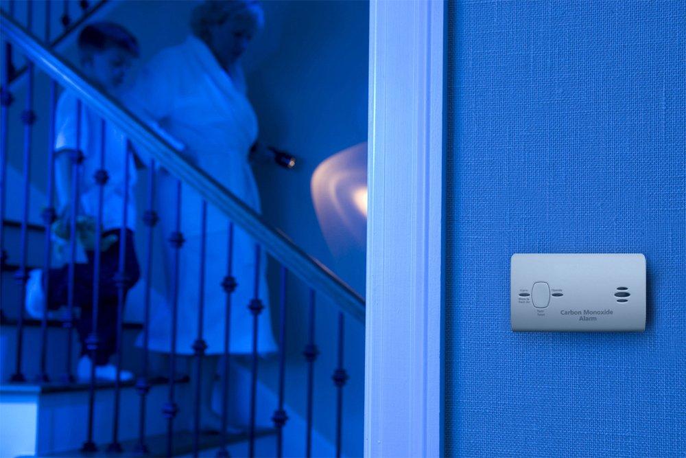 Kidde 21025788 Battery Operated Carbon Monoxide Detector Alarm | Model KN-COB-B-LPM, 6-Pack, 6 Pack by Kidde