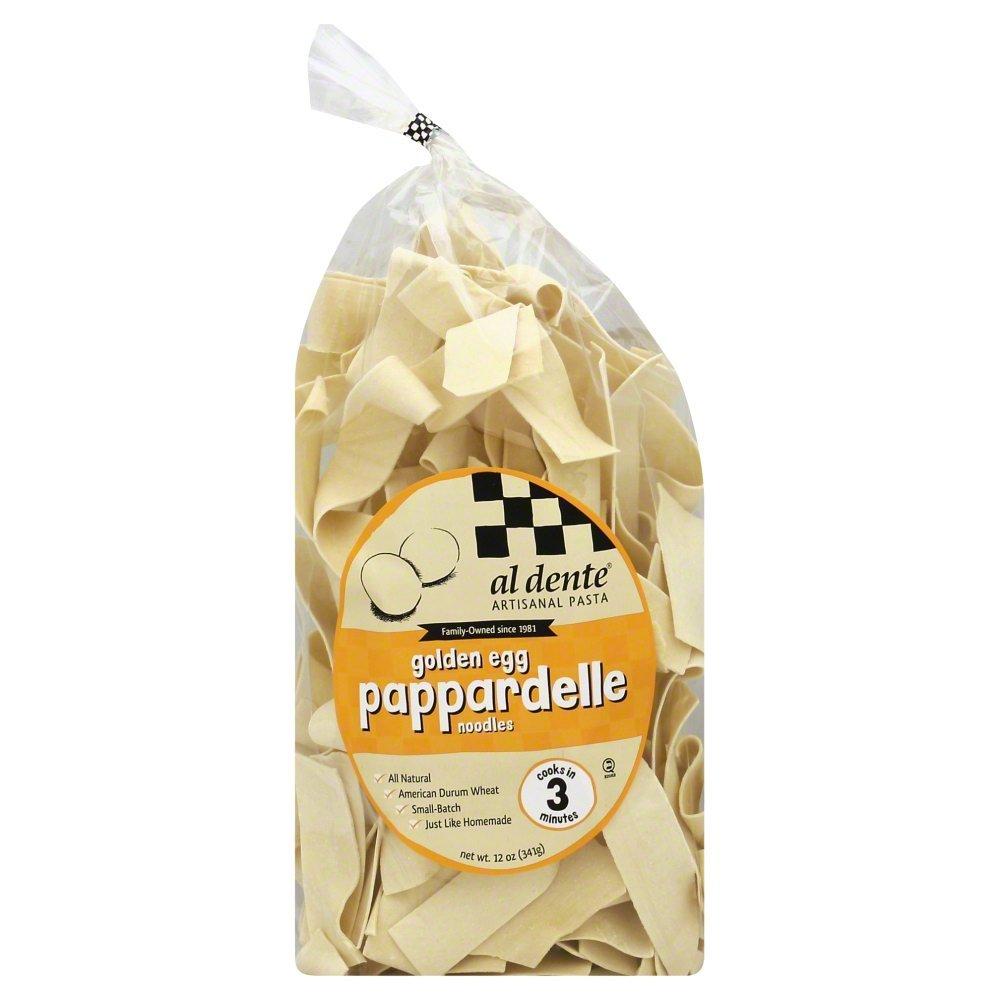 Al Dente Pasta Ppprdlle Egg