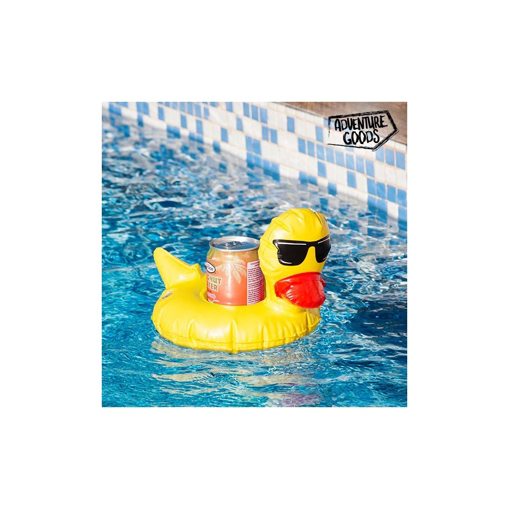 Soporte Hinchable para Latas Pato Adventure Goods: Amazon.es ...
