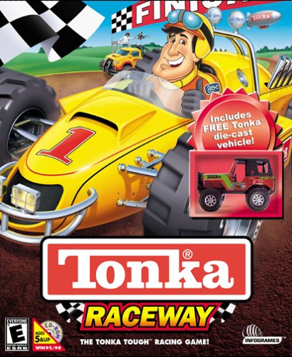 Price comparison product image Tonka Raceway with Jeep - PC