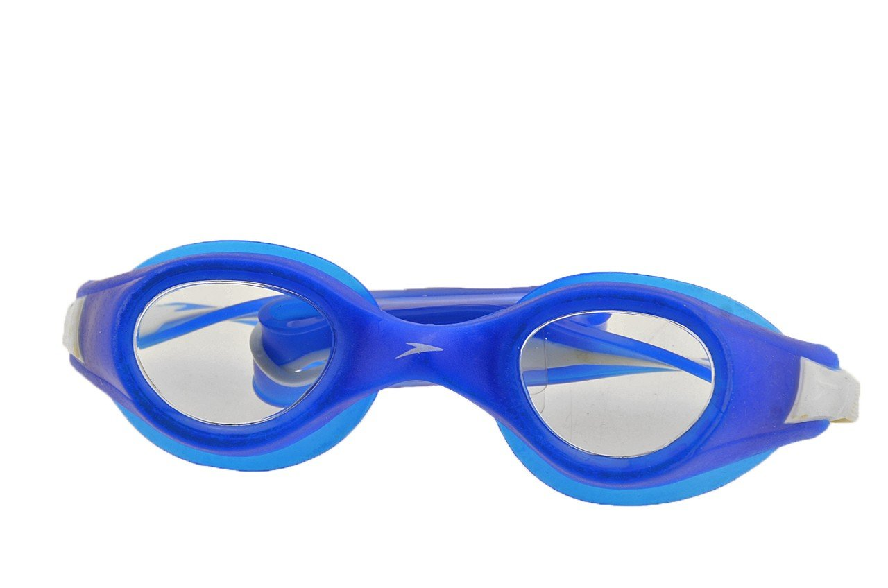 70fb503813db SPEEDO PACIFIC FLEXIFIT ADULT SWIMMING GOGGLE - BLUE CLEAR LENS   Amazon.co.uk  Sports   Outdoors