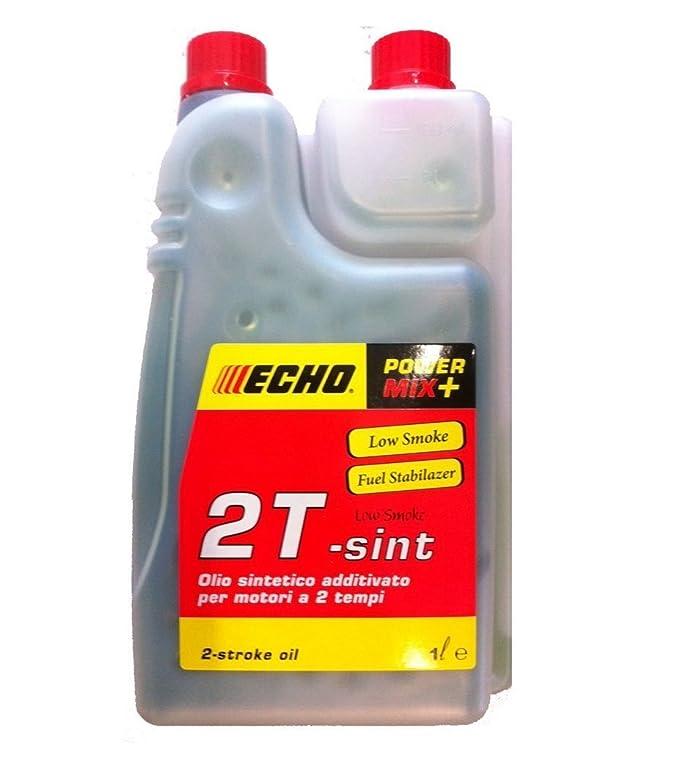 Aceite Sintético Echo Para Motores de 2 Tiempos: Amazon.es ...