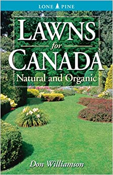 Book Lawns for Canada: Natural and Organic