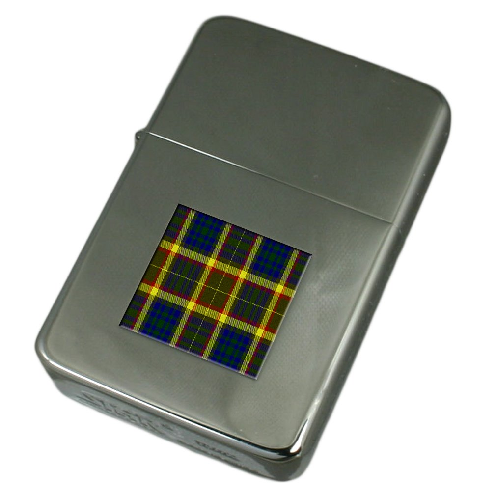 Engraved Lighter US State tartan Arkansas