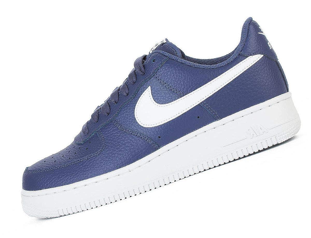 Nike Herren Air Force 1 1 1 '07 Lthr Hallenschuhe weiß b65409