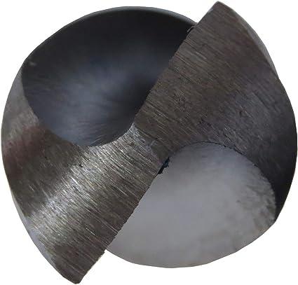 20mm Diameter x 20mm Shank x 38mm LOC x 100mm OAL 4 Flute FC18 Solid Carbide Radius End Mill Fullerton Tool 92622